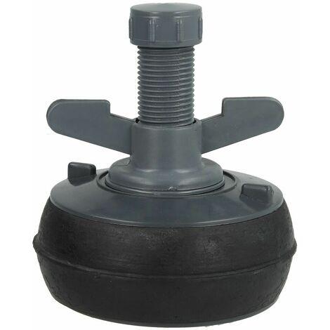 Bouchon à fermeture rapide 121 - 142 mm CSV 125 PVC