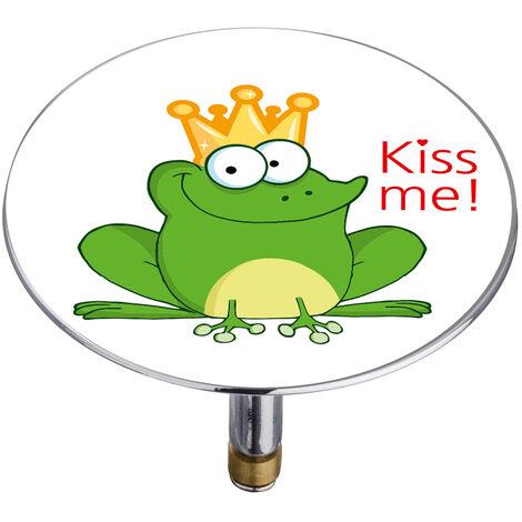 Bouchon de baignoire Pluggy Froggy WENKO