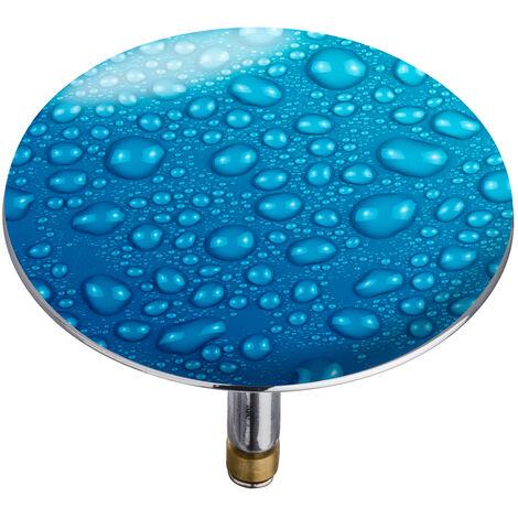 Bouchon de baignoire Pluggy Waterdrop WENKO