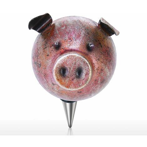 Bouchon de bouteille de vin cochon bouchon de bouteille de vin materiel de fer joint d'aviation bouchon de bouteille de cochon decoratif
