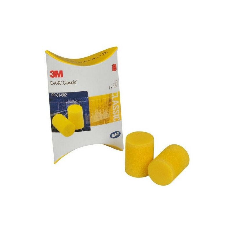 Bouchons doreilles d/étectables 3M/™ E-A-R/™ Tracer/™ TR-01-100