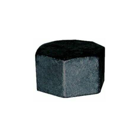 Bouchon femelle 20x27 noir