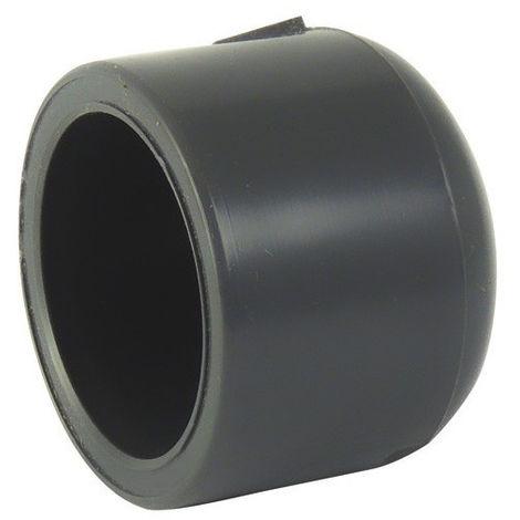 Bouchon femelle PVC à coller - 125mm
