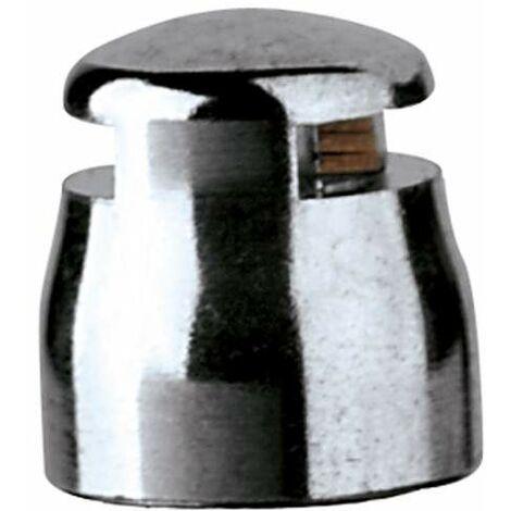 Bouchon hygroscopique de sécurité Pour purgeur d'air série 507 Caleffi R59720 | Chromé