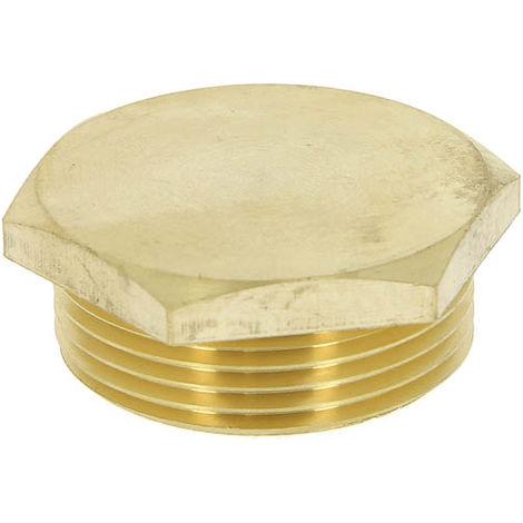 Bouchon laiton Mâle