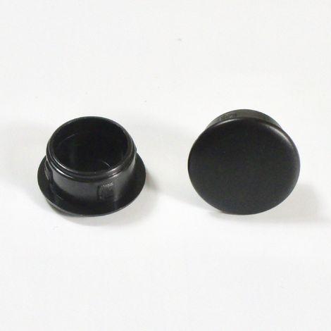 Bouchon Obturateur en Plastique Noir - Plusieurs Dimensions