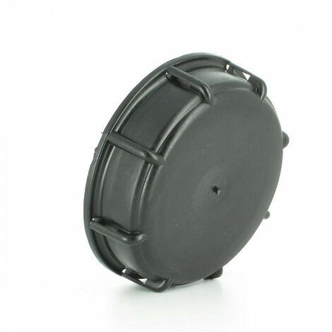 Bouchon plein standard pour vanne 3 S100X8 cuve eau 1000L