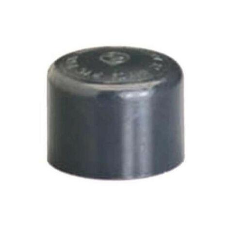 Bouchon PVC - Femelle - Pression à coller - Diamètre 75 mm 39842G