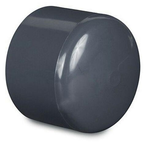 Bouchon PVC pression à coller F - Générique - Plusieurs modèles disponibles