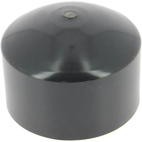 Bouchon PVC pression femelle O90