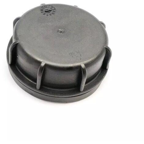 Bouchon S60x6 - DIN 61 plein en PEHD