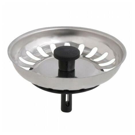 """main image of """"Bouchon valve panier pour Évier, inoxydable t-93bp-115 1 1/2"""""""