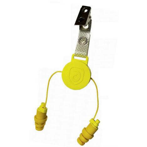 meilleure qualité réflexions sur prix favorable Bouchons d'oreilles Eartech Access 25 AI Jaune AUDITECH ...