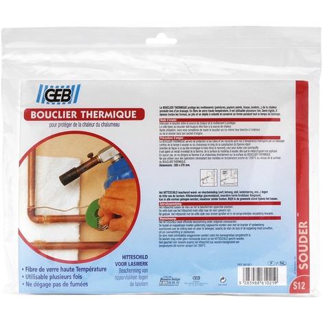 Bouclier thermique GEB