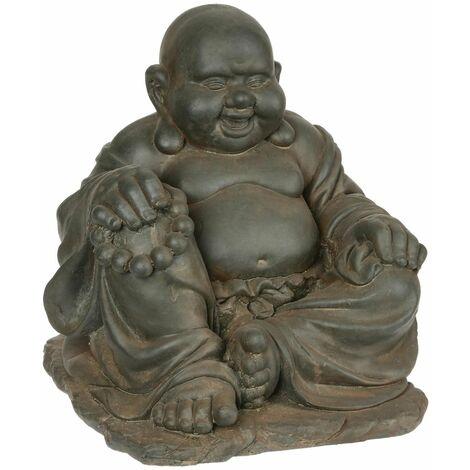 Bouddha rieur pierre H36