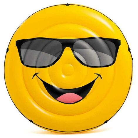 Bouée gonflable île Smile