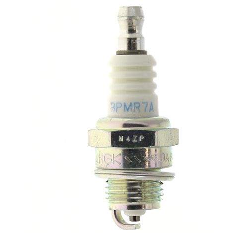 Bougie bpmr7a pour Taille-haie Greatland, Tronconneuse Partner, Taille-haie Alpina, Debroussailleuse Alpina, Tronconneuse Alpina, Taille-haie Mac alli