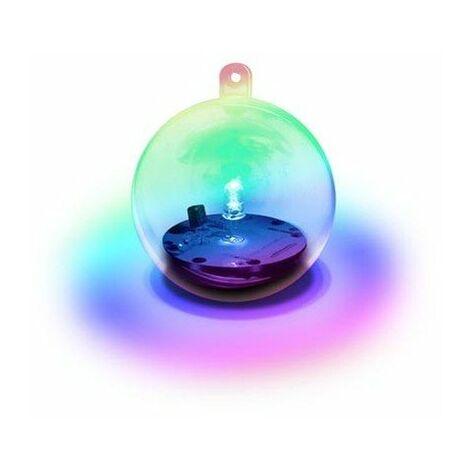 Boule à led rgb
