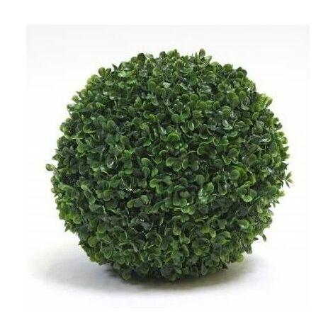 """main image of """"Boule de buis - Plante artificielle - D 38 cm - Livraison gratuite"""""""