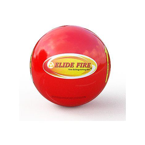 Boule extincteur Elide Fire anti-feu Origine