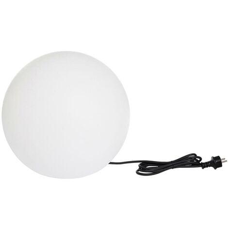 Boule lumineuse blanche BOBBY W Ø40, 50 et 60cm