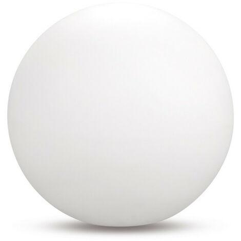 Boule lumineuse Gaïa - rechargeable par induction - 300 mm de diamètre | Xanlite