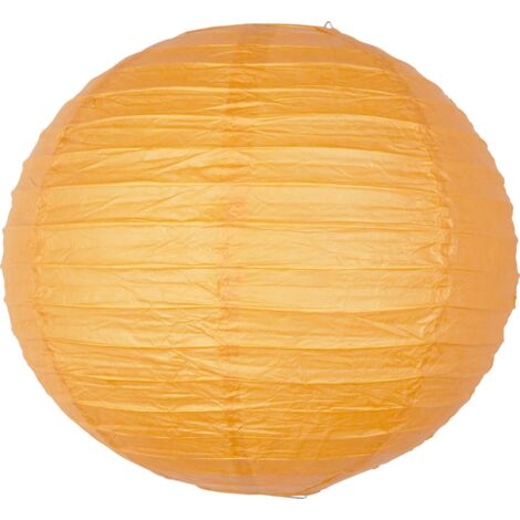 Boule papier 40 cm Cumin