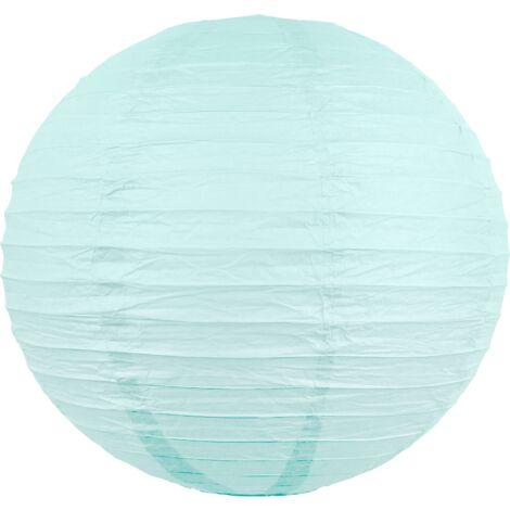 Boule papier 40cm Aqua Marine - Aqua Marine