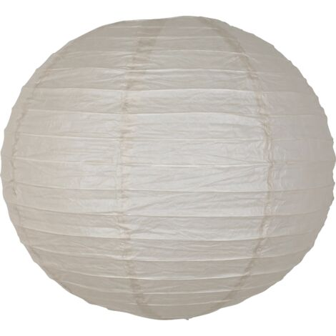 Boule papier 40cm Warm Grey