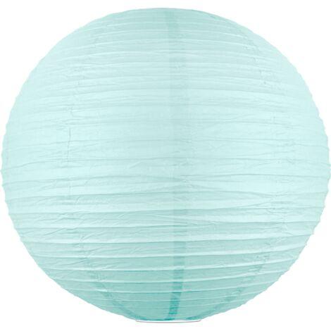 Boule papier 50cm Aqua Marine - Aqua Marine