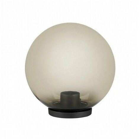 Boule Rosa - Fumé - Diamètre 300 mm