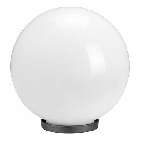 Boule Rosa - Opale blanc - Diamètre 300 mm