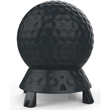 Boule solaire pour douches anthracite cm 45x40x40 ARKEMA DESIGN - prodotto made in Italy CV-HB200/7016