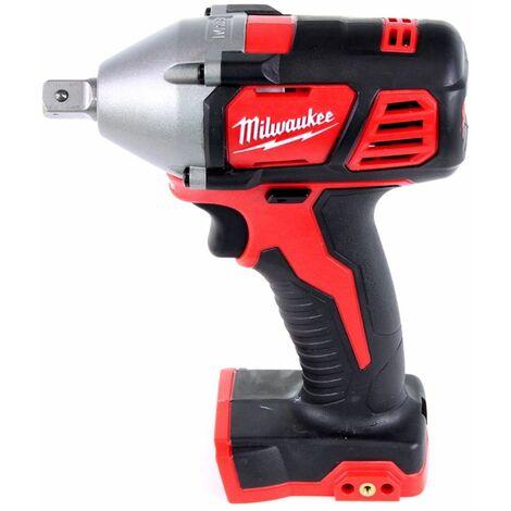 Boulonneuse à chocs 1/2 MILWAUKEE M18BIW12-0 - Sans batterie ni chargeur - 4933443590