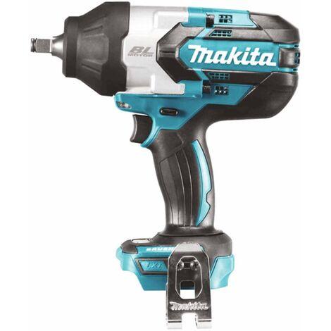 """main image of """"Boulonneuse à chocs MAKITA 18 V Li-Ion 1000 Nm - Sans batterie, ni chargeur - Avec coffret - DTW1002ZJ"""""""