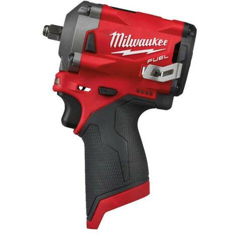 Boulonneuse à chocs MILWAUKEE FUEL M12 FIW38-0 - sans batterie ni chargeur 4933464612