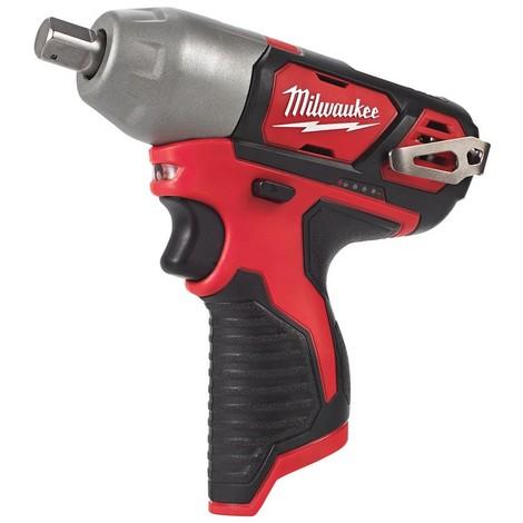 Boulonneuse à chocs MILWAUKEE M12 BIW 12-202C + 2 batteries + 1 chargeur - 4933447133