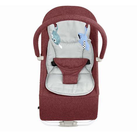 BOUNCER Transat pour bébé de 0 à 6 mois 0-9 kg