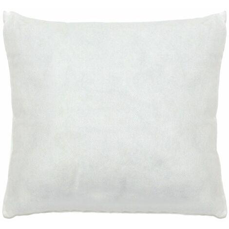BOURRE - Bourre de coussin blanc 50x50 - Blanc