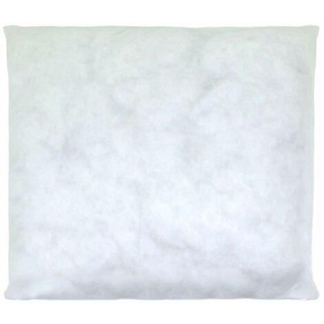 BOURRE - Bourre de coussin blanc 60x60