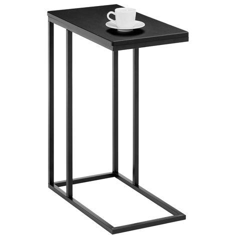 Bout de canap debora table d 39 appoint table caf table Table d appoint bout de canape