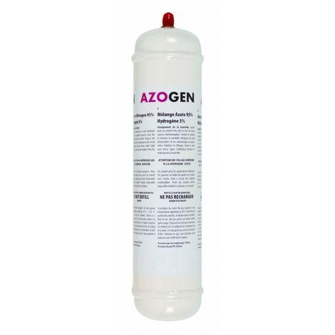 Bouteille azote hydrogéné 01005008