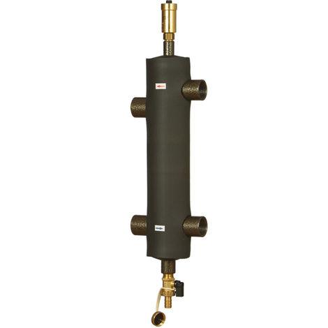 Bouteille de découplage hydraulique SHE 04 01 100 6/4`M, 100 KW