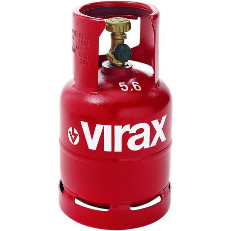 Bouteille de gaz portative Virax 1,6 kg 528260 Virax