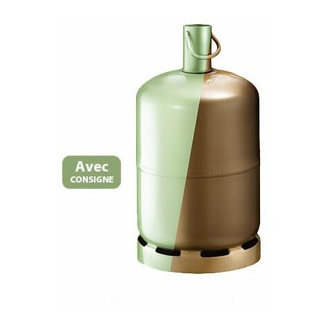 bouteille de gaz propane 13 kg avec consigne aucune. Black Bedroom Furniture Sets. Home Design Ideas