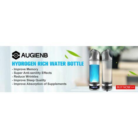 Bouteille D'Eau Ioniseur Maker Usb Rechargeable Alcaline Hydrogène Riche Hasaki