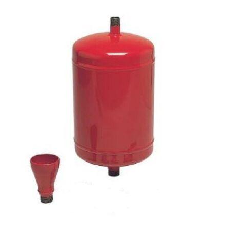 Bouteille d'injection - Capacité : 12 L avec entonnoir