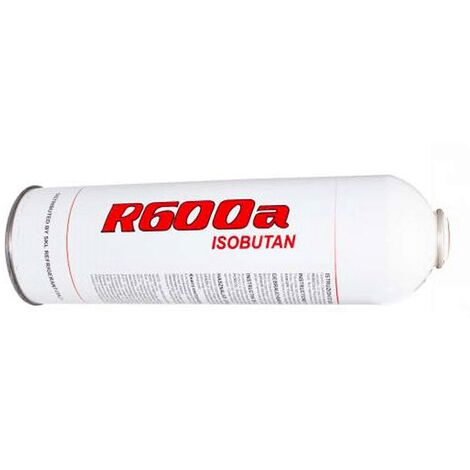 Bouteille Gaz Isobutane R600 420gr REF000UN Pour REFRIGERATEUR