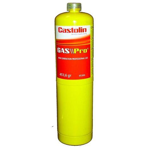 Bouteille gaz MAP/Pro 1L non rechargeable Castolin