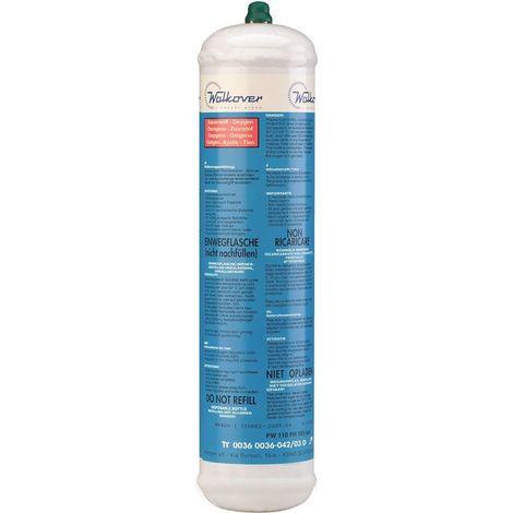 Bouteille oxygène 110 bar M10 Jetable 110l KEMPER